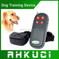 High Quality 300m Distance Remote Control Electric Shock Dog Stop Barking Training
