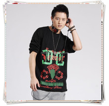 men's t shirt hip hop t-shirt with high quality , cheap price