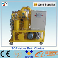 2014 newly transformer oil reclaming plant,ZYD Series,high vacuum purfiying efficiency,rapidly attain cleaness NAS6