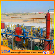 New lead palm oil refinery plant / palm oil processing plant / palm oil mill plant for sale