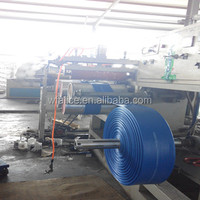 PVC HIGH-STRENGTH LAYFLAT HOSE PRODUCTION LINE