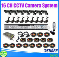 800TVL Surveillance CCTV System 16ch DVR Kit,Onvif 1080p Nvr,singmate hdd karaoke player