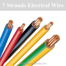 pvc insulated electrical cable wire 4mm