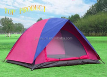 Popular firm frame outdoor garden beautiful camping tent
