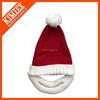 2015 New Hot Sale Felt Santa Christmas Decoration Hat Supplier