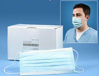 3ply disposable face mask /Nonwoven Surgical Disposable Face Mask /disposable face mask factory