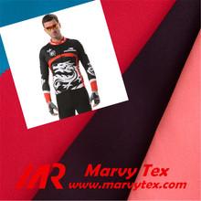 custom cycling wear 4 way stretch african print nylon lycra fabric