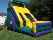 wholesale and good quality 18ft inflatable super dry slide