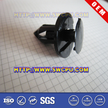 Pvc latch catch plastic injection mold parts