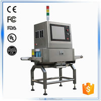 Industrial X-ray machine for detect foreign matter in food industry