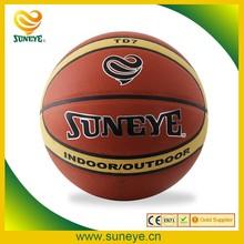 Custom Printed Standard Size 7 Laminated Basketball