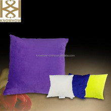 Top Brand Laidiya Natural Latex Bed Pillow for Decorative with Several Kinds of fabric for cover