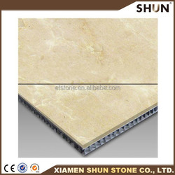 High Quality cheap Polished Composite Marble Tile For Flooring and Wall Decorating