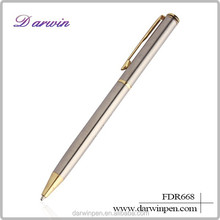 Hot new products for 2015 stainless steel wire braid metal pen