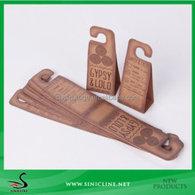 Sinicline Recycled Kraft Paper Scarf Hanger for Displaying