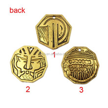 The Hobbit Antique Style Gold Coin Fashion and Trend