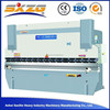 Manual bending machine manufacturer hydraulic press brake