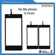 100% Pass Strictly QC Mobile Phone Digitizer Touch Screen For Myphone Q.Smart