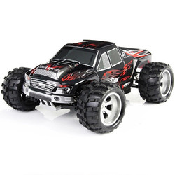 RC car buggy off road 4WD 1:18 scale rc mini truck model plastic with all certificate