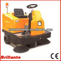 BRILLA C350 ELECTRONIC PARKER SWEEPER MACHINE