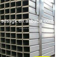 Q215 square steel tube,structural steel section properties,hollow section