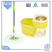 Hand press foor cleanning mop drain cleaning machines for sale