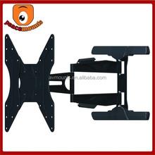 Ultra Slim full motion Articulating Arm/Tilt/Swivel Good quality flexible tv mount bracket