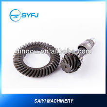 High Quality Forged Crown Wheel Pinion Gear