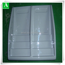 OEM thermoformed plastic light commodity display case