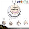 Rinhoo Factory New Arrival Fashion Jewelry Pendant Necklace