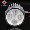 ZJMOTO Mini Motorcycle LED Headlights Driving Lights Aluminum Spot Lamp 4x4 Fit To SUV ATV 4WD Truck Vehicle
