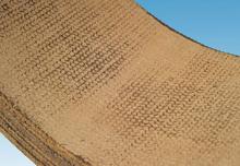 woven brake lining(asbestos free)