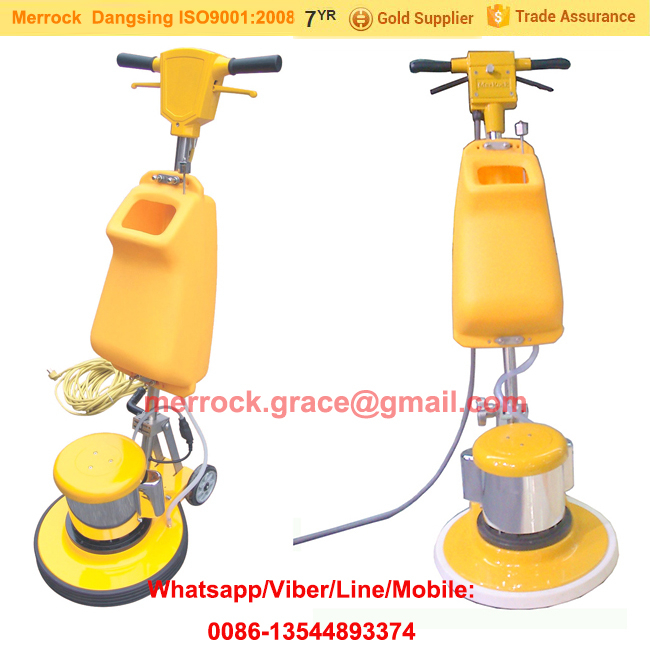 floor cleaning buffing machine