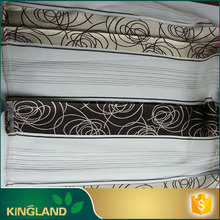 Finest quality New products Natural sheer curtains designer