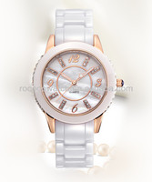 Rococo C1006 watch with changeable strap brand name ladies wrist watch
