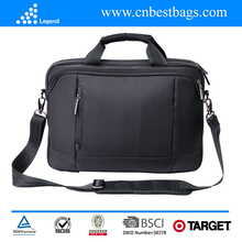 Nylon shoulder notebook computer bag