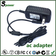 5 VDC 3000mA 15w regulated AC DC adapter for e-cigarette