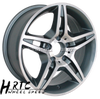 HRTC super light bbs tyre 15*7 and 16*7 and 17*8 inch alloy wheel rim for Ben Z