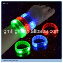 Promotion Gift Led Flashing Light Wristband
