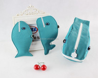 Cute Fish Shape Wallet High Quality Portable Purse for Women