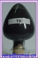 sintering titanium carbide powder high conductivity crystal TiCcermets and MIM tungsten-carbide tools titanium carbide powder