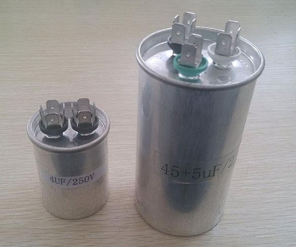 370vac 450vac Polypropylene Film Capacitor Induction
