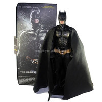 "Crazy Toys Batman The Dark Knight Rises Movie Super Hero 46cm/18"" Collectible Toys Action Figure"