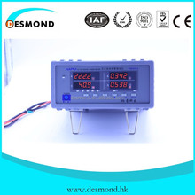 AC/DC digital power meter for LED production line testing Frequency power meter, power analyzer