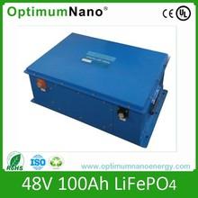rechargeable solar energy storage 100ah 48 volt lifepo4 battery