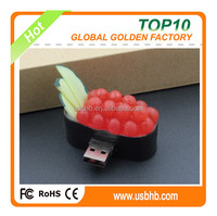 FCC/CE/ROHS best price sushi flash disk/pendrive/flash memory