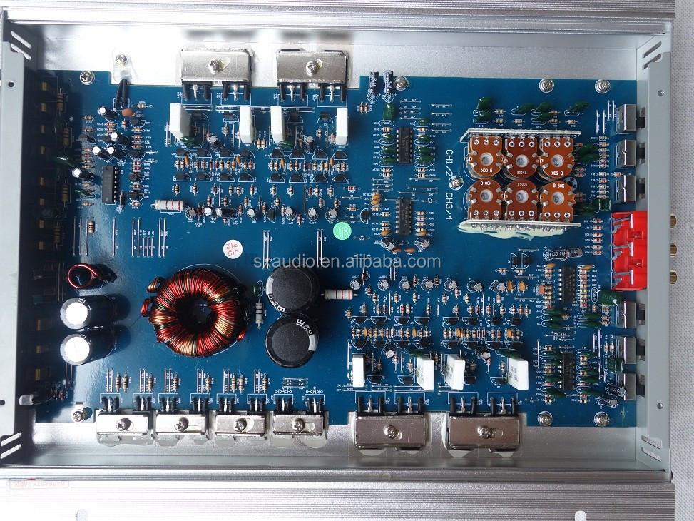 V12 Amplifier Circuit Diagram - Automotive Block Diagram •
