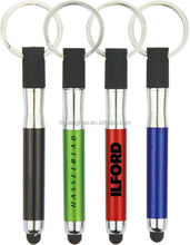 mini touch pen with keyring BP-5551C