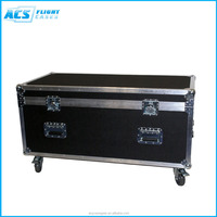 ACS hot selling Equipment Cable Trunk Utility Case with wheel