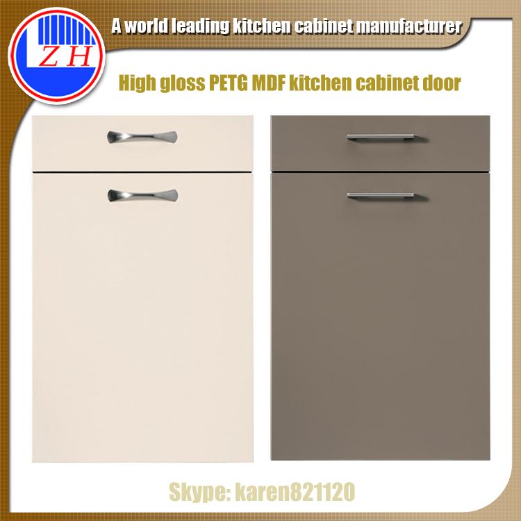 Dubai project high gloss acrylic kitchen cabinets door for Acrylic kitchen cabinets prices